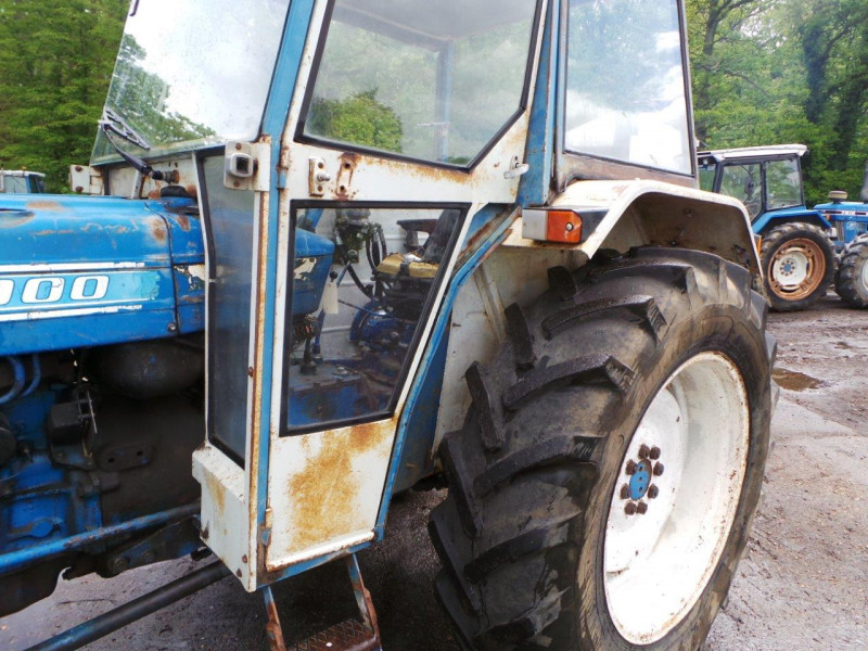1972 Ford 7000