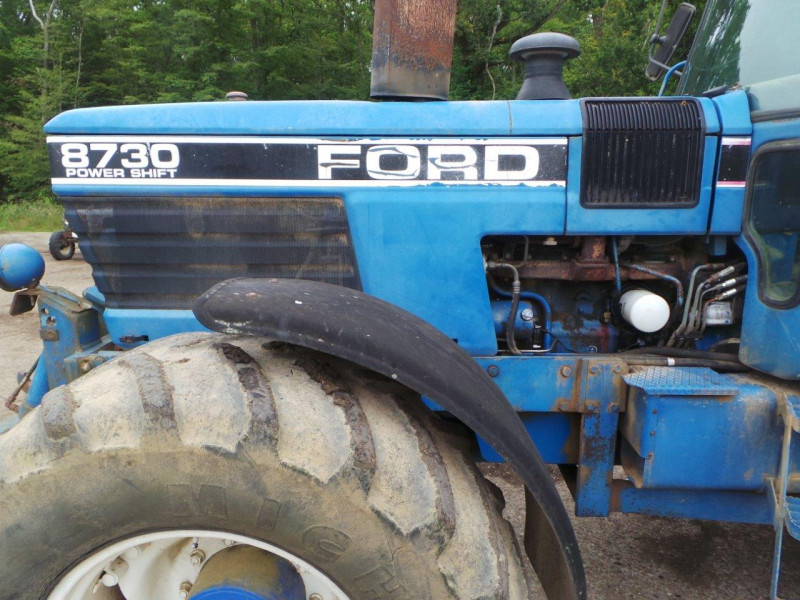 1991 Ford 8730