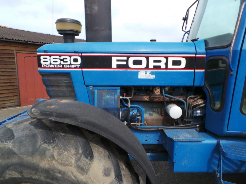 1992 Ford 8630
