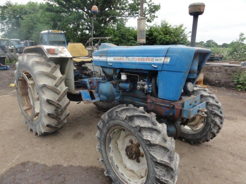 1972 Ford 3000 Tractor Parts : Robert wraight used tractors and machines