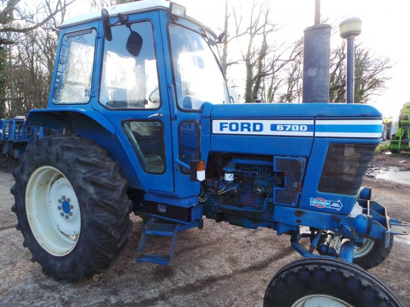 6700 Ford Tractor : Robert wraight used tractors and machines