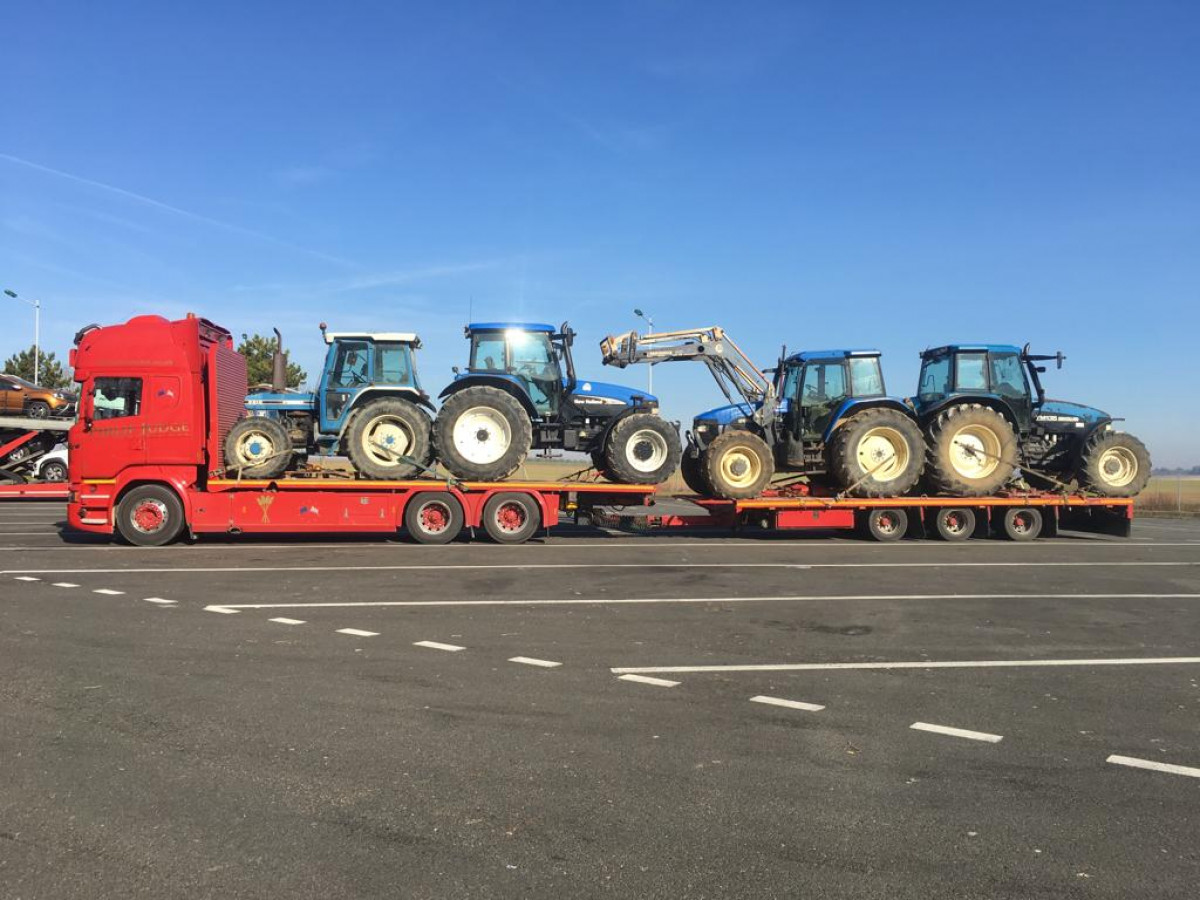 Tractors Wanted For Export